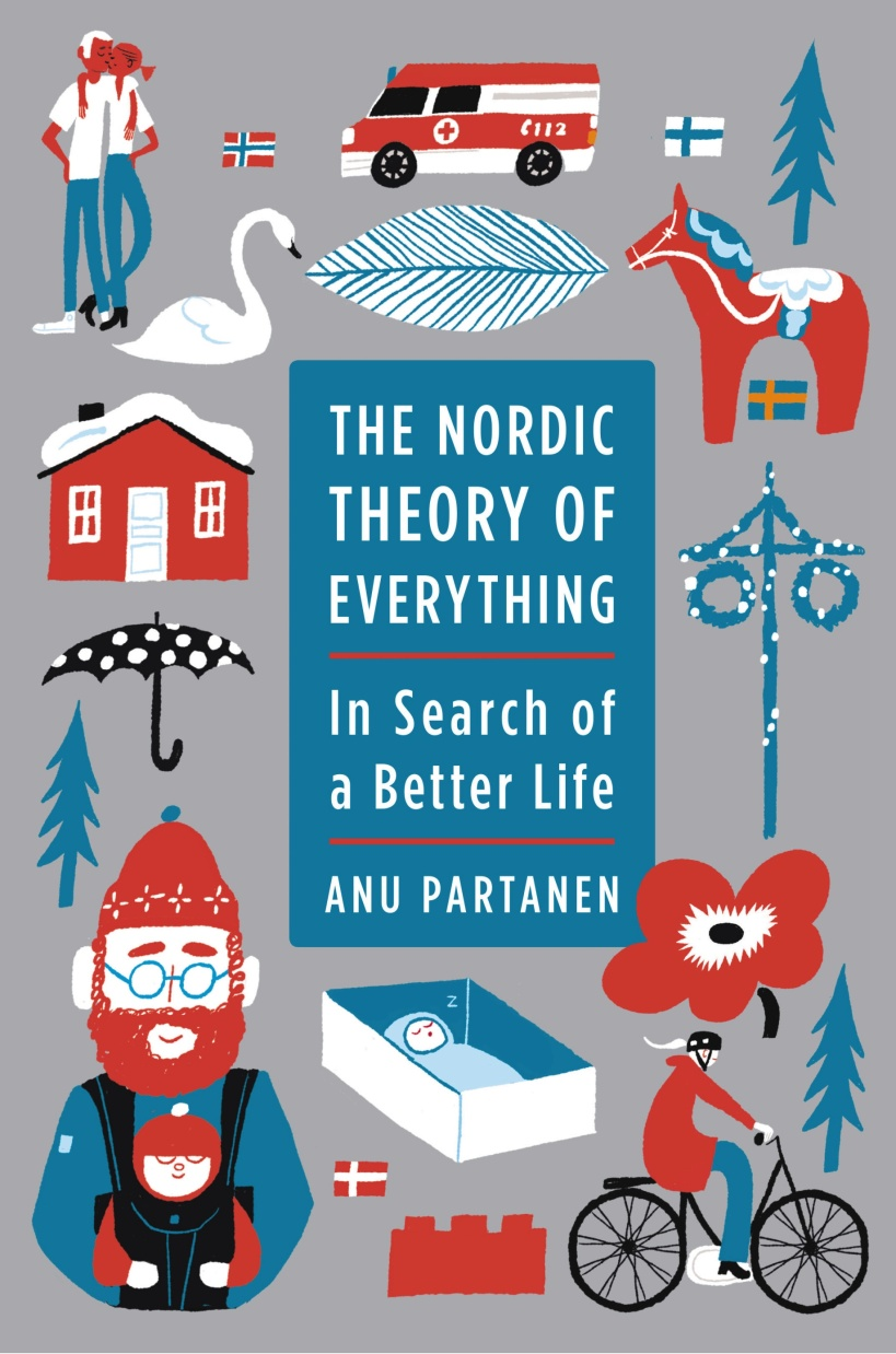 Nordic Theory of Everything hc c